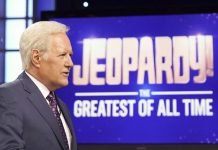 AlexTrebek's last episode of Jeopardy will air on Christmas Day