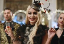 The Princess Switch: Switched Again is more Vanessa Hudgens drag variety hour than holiday rom-com