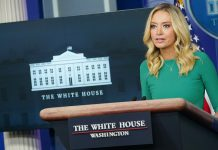 """Kayleigh McEnany Refuses To Take Questions From Reporters She Thinks Are """"Activists"""""""