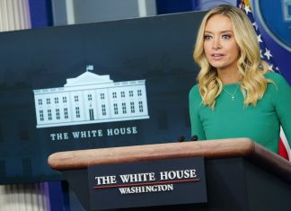 "Kayleigh McEnany Refuses To Take Questions From Reporters She Thinks Are ""Activists"""