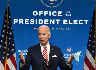 Why Biden is crowdfunding his White House transition