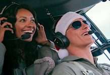 The real love interest in Netflix's Operation Christmas Drop is the US military
