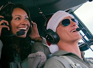 The real love interest in Netflix's Operation Christmas Drop is theUS military