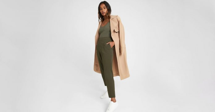 Banana Republic Is Offering 50% Off Everything For Black Friday