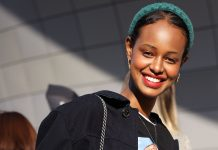 11 Ways To Style A Headband This Winter
