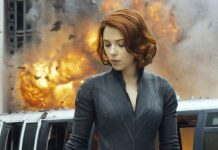 Disney thinks you'll be ready to see Black Widow in theaters by May