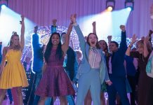 Netflix's new musical The Prom won't solve small-town bigotry. But it'll have fun trying.