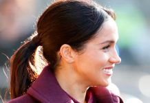 Meghan Markle's Berry Makeup Look Is So Fresh & Different For Her