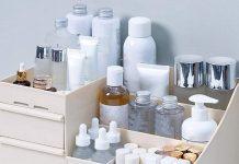 Bathroom Countertop Organizers For A Utilitarian-Chic Lavatory