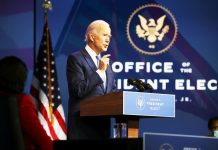 Biden plans to fulfill his campaign pledge by choosing a teacher to lead the Department of Education