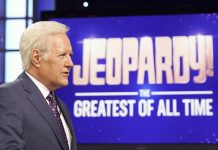 AlexTrebek's last episode of Jeopardy will now air in January