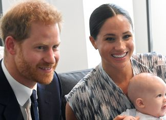 Meghan, Harry & Archie Are Putting Their Love Of Beanies To A Good Cause