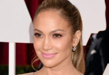 "J.Lo Shows Off Purple Ombré Hair With Her New ""Unicorn Barbie"" Look"