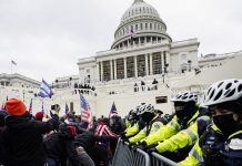 "How a ""March for Trump"" rally led to clashes at the Capitol"