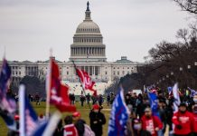 MAGA Protestors Have Stormed The Capitol With Guns. Here's What We Know So Far