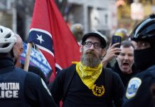 Trump Told Them To Stand By. Today, The Proud Boys Are Storming The Capitol