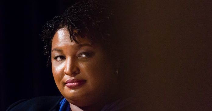 Stacey Abrams Is Not A Magical Negro, So Stop Asking Her To Save The Country
