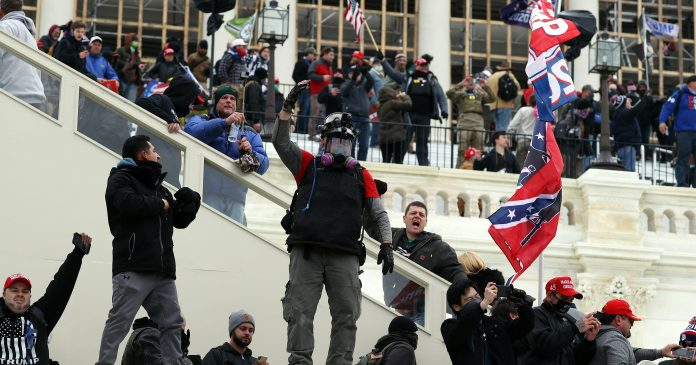 Nazis Stormed The Capitol. Why Are People Afraid To Call Them That?