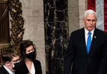 Mike Pence will attend Biden's inauguration. Trump will not.