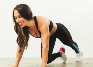 House Music Lovers, This Full Body HIIT Workout Is For You