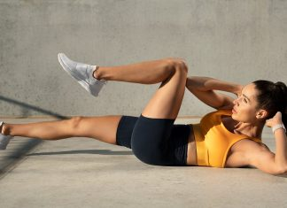 This 12-Minute Core Workout Doesn't Contain A Single Crunch