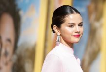 Selena Gomez Makes A Case For Putting Flowers In Your Hair Right Now