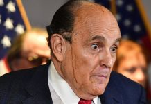 This Bizarre Video Of Trump Motorboating Rudy Giuliani Has Resurfaced & It Explains A Lot