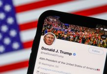 Trump's Twitter and Facebook bans are working