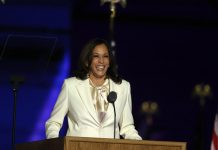 Kamala Harris is making history. Don't let hatred and fear take that away.