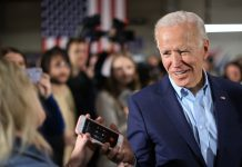 Biden picks his new acting FCC chair