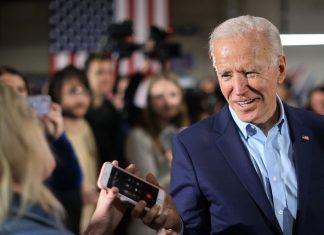 Biden picks his new acting FCC chair
