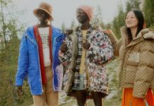 The North Face x Gucci Collab Includes Winter's Most Popular Jacket In Maximalist Prints