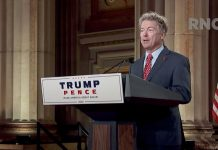 Joe Biden is president, but Rand Paul still won't admit the election wasn't stolen