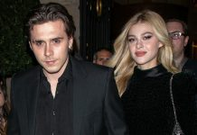 Brooklyn Beckham's New Neck Tattoo Is A Literal Love Letter