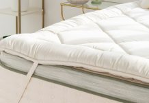 10 Mattress Toppers That Will Make The Earth (& Your Back) Happy