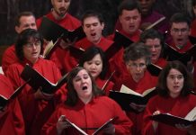 Supreme Court considers if churchgoers have a right to sing indoors in a pandemic