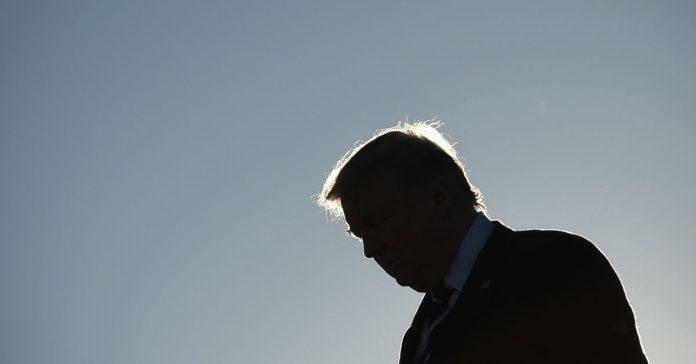 Trump's legal team is disintegrating ahead of his Senate trial