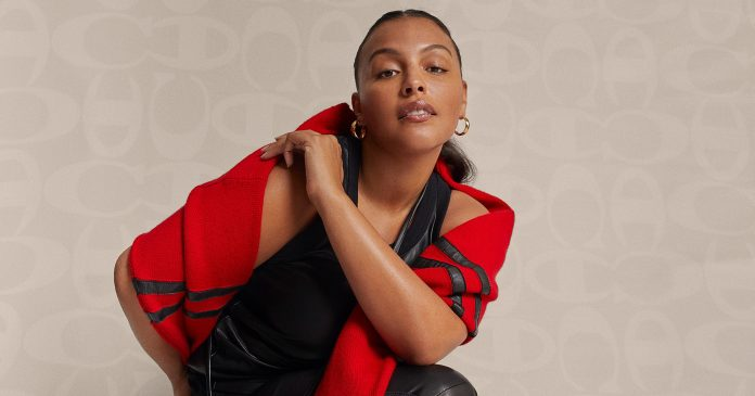 Coach x Champion Collab Features Paloma Elsesser & A High-Fashion Take On Everyone's Go-To Sweatshirt