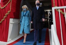 This Designer Dressed The First Lady On Inauguration Day. What's Next For The Brand?