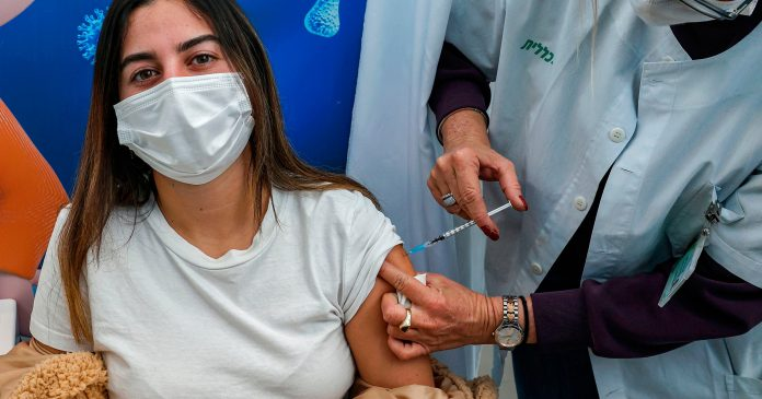 Why Are COVID Cases Still Rising In The World's Most Vaccinated Country?