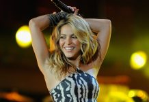 Shakira Just Dyed Her Hair Bright Pink — & It's So '90s