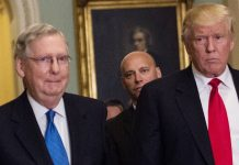 In The Trump Vs. McConnell Fight, There Are Only Losers