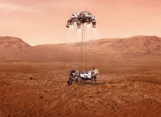 """""""Seven minutes of terror"""": Why Thursday's Mars rover landing is so nerve-wracking"""