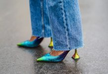 Now That Skinny Jeans Are Out, What Shoes Do You Wear With Non-Skinny Jeans?
