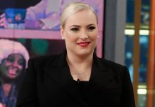 Meghan McCain Thinks Being On The View Is A COVID Co-Morbidity