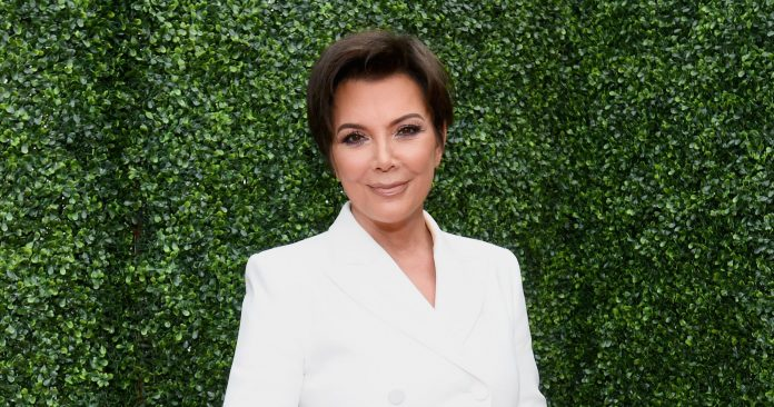 Looks Like Kris Jenner May Be Coming Out With Her Own Skin-Care Line