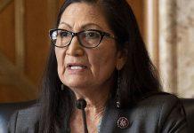 "Senate Republicans say Interior pick Deb Haaland has ""radical views"" on Big Oil"