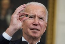 """Biden launched airstrikes against Iran-backed militias in Syria to""""send a message"""""""
