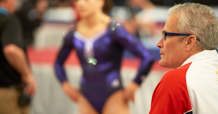 Former U.S. Gymnastics Coach Dies Hours After Sex Trafficking Charges
