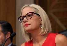 After Voting No On The $15 Minimum Wage, Sen. Kyrsten Sinema Had Her Marie Antoinette Moment